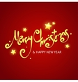 Christmass Card Background vector image