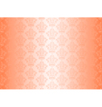peachy wallpaper vector image vector image