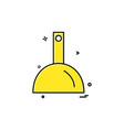 pump icon design vector image