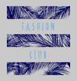 summer typography tee graphic vector image