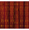 wood red background vector image