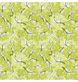 A seamless pattern with leaf vector image
