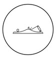 jack plane smoothing plane carpenter tool symbol vector image vector image