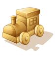 train engine vector image