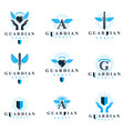 holy spirit graphic logotypes collection can be vector image