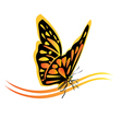 Monarch butterfly logo