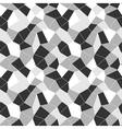 Mosaic geometric seamless pattern vector image vector image