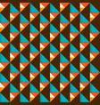 geometric shape modern retro vintage abstract vector image vector image