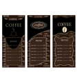 coffee company green color-04 vector image vector image