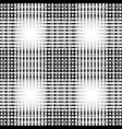 grid mesh pattern with irregular lines vector image vector image
