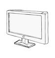 Monitor vector | Price: 1 Credit (USD $1)