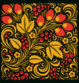 oklahoma russian pattern background vector image vector image