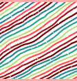 abstract christmas background brush oblique lines vector image vector image