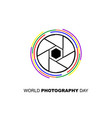 capture icon vector image vector image