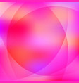 pink abstract background trendy color vector image vector image