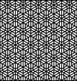 seamless traditional japanese ornament kumiko vector image vector image