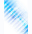 abstract geometric shape blue background