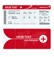 airline ticket or boarding pass for traveling