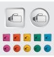 automotive starter vector image vector image