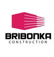 Bribonka Design vector image vector image