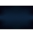 Dark Space Deep Blue Navy Background vector image vector image
