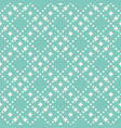 seamless pattern with diamond shapes stars vector image