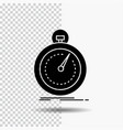 done fast optimization speed sport glyph icon on vector image