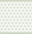 seamless pattern geometric ornament for vector image vector image