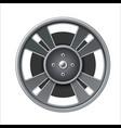 3d film reel or bobbin with filmstripe