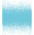blue graffiti effect winter gradient background vector image vector image