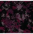 Velvet spot seamless pattern vector image vector image