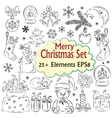 Beautiful Christmas Sketch Collection