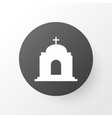 temple icon symbol premium quality isolated vector image vector image