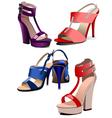 al 0935 shoes 01 vector image