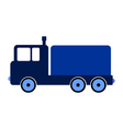 Cargo car symbol icon vector image