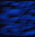 high speed blue abstract technology background vector image vector image