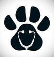 Pet care design vector image vector image