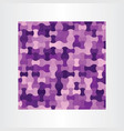 purple abstract background design vector image
