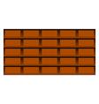 Chocolate icon vector image vector image