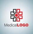 MEDICAL LOGO 12 vector image vector image
