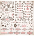 Mega set Design resources vector image vector image
