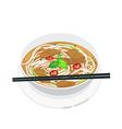 vitenam food vector image vector image