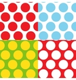 Simple Abstract Seamless Pattern vector image