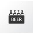 ale box icon symbol premium quality isolated case vector image vector image