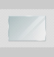 Glass windowisolated on white background