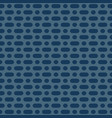 minimalist seamless pattern simple navy blue vector image