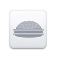 version Hamburger icon Eps 10 Easy to ed vector image vector image