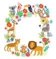 Animals jungle