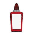 glue school supply icon image vector image vector image