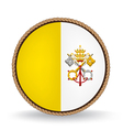 Vatican City Seal vector image